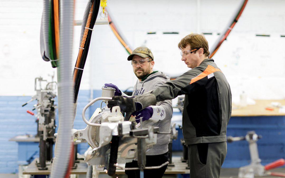 Ford reinventa la fabricación eficiente utilizando la impresión 3D con Ultimaker